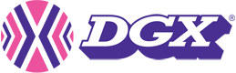 DGX-Dependable Global Express logo