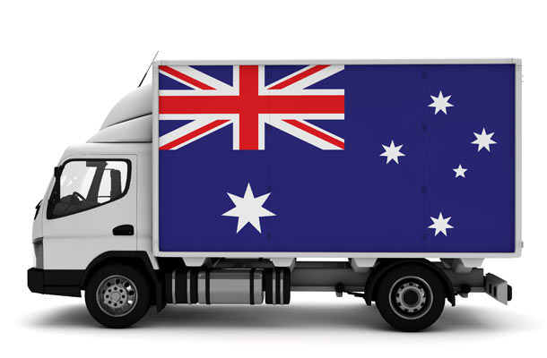 Ship to Australia by international courier service - DGX blog